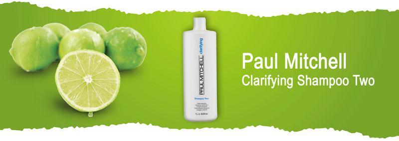 Шампунь для глубокого очищения Paul Mitchell Clarifying Shampoo Two