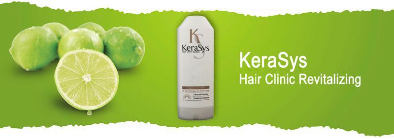 Кондиционер оздоравливающий KeraSys Hair Clinic Revitalizing