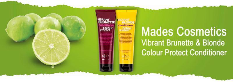 Кондиционер «Защита цвета. Жгучая брюнетка» Mades Cosmetics Vibrant Brunette Colour Protect Conditioner