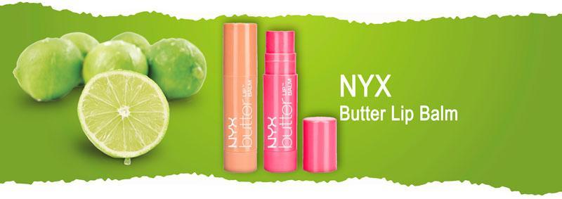 Бальзам-помада для губ NYX Professional Makeup Butter Lip Balm