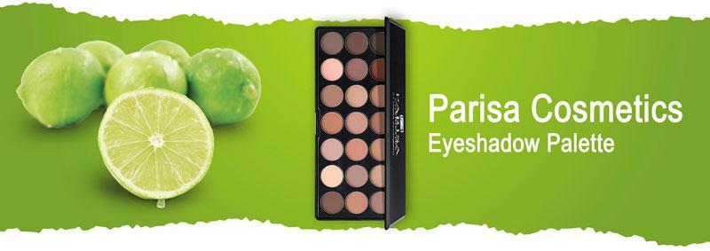 Палетка теней для век, 21 оттенок Parisa Cosmetics Eyeshadow Palette