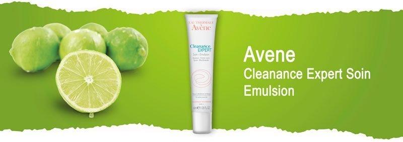 Комплексное средство для ухода за проблемной кожей Avene Cleanance Expert Soin Emulsion