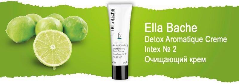 Очищающий противовоспалительный крем Ella Bache Detox Aromatique Creme Intex № 2