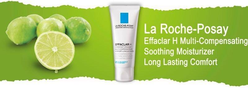 Интенсивное успокаивающее увлажняющее средство для восстановления жирной проблемной кожи La Roche-Posay Effaclar H Multi-Compensating Soothing Moisturizer Long Lasting Comfort