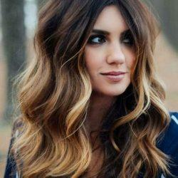 Современное стильное окрашивание волос 2020-2021