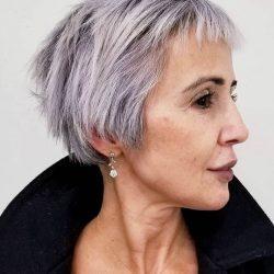 Трендовые стрижки для женщин за 50 2020-2021: Как помолодеть на десяток лет
